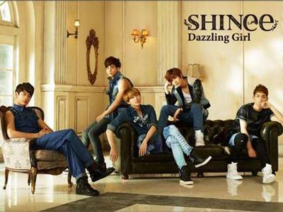 SHINee Rilis Single 'Dazzling Girl' Oktober Mendatang