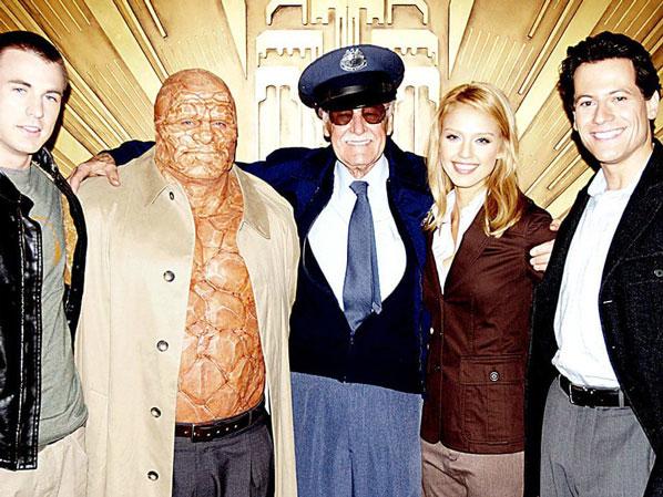 Kenang Lagi Deretan Momen Stan Lee Saat Muncul Jadi Cameo di Film Marvel!