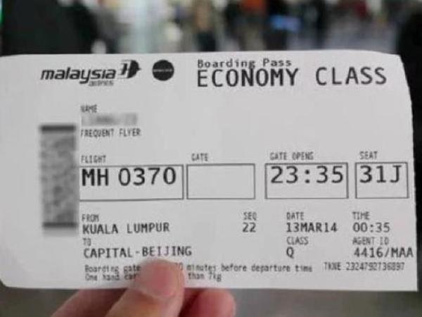 Analisa Para Pakar Sebut Pesawat Malaysia Airlines MH370 'Sengaja Ditenggelamkan'