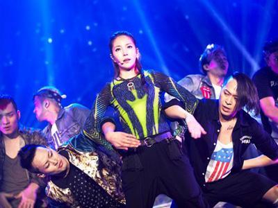 Beri Dukungan, Keluarga SM Town Hadir di Konser Solo BoA