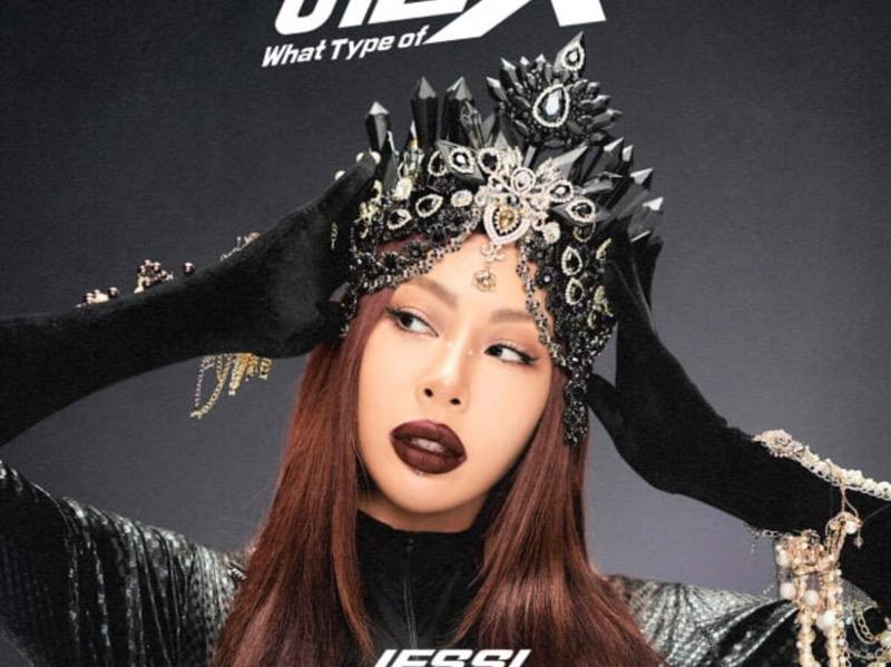 Jessi Tampil Lebih Sangar dengan Lagu Comeback 'What Type of X'
