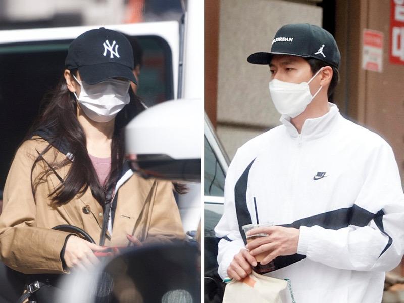 Foto Kencan Hyun Bin dan Son Ye Jin Disebar Dispatch