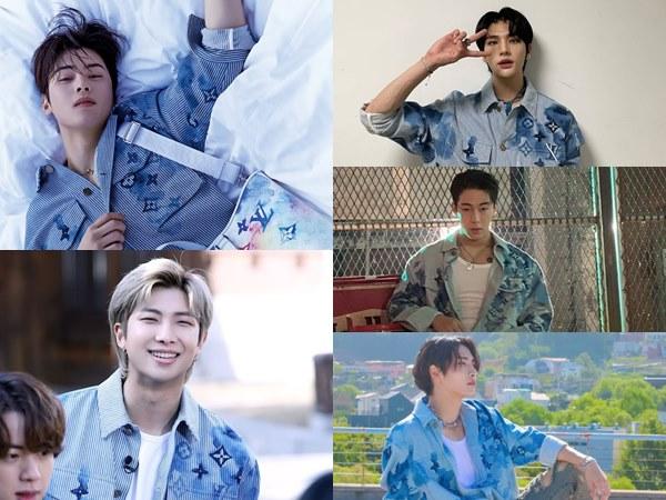 5 Member Boy Group Pakai Kemeja Sama, Vibes-nya Berbeda!