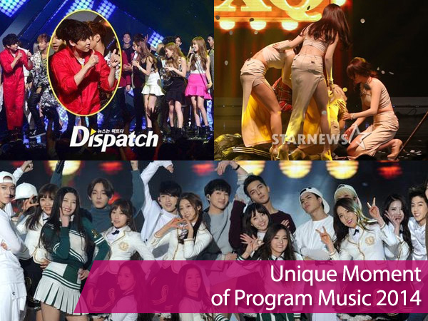 Dari Pingsan Hingga Disebut Pengkhianat, Intip Berbagai Momen Menarik di Program Musik K-Pop Sepanjang 2014