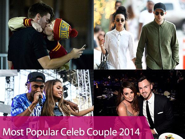 J. Law-Chris Martin Hingga Robert Pattinson-FKA Twigs, Ini Pasangan Seleb Terpopuler 2014