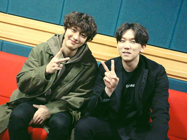 Duet Merdu Junggigo dan Chanyeol EXO Bikin Baper di Lagu 'Let Me Love You'