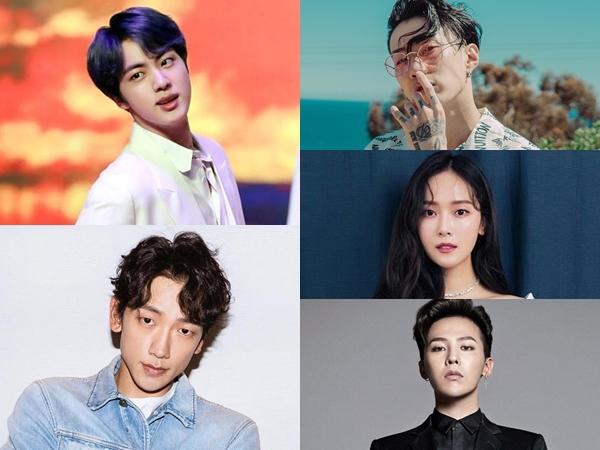 7 Idola K-Pop Ini Sukses Rintis Bisnisnya Sendiri