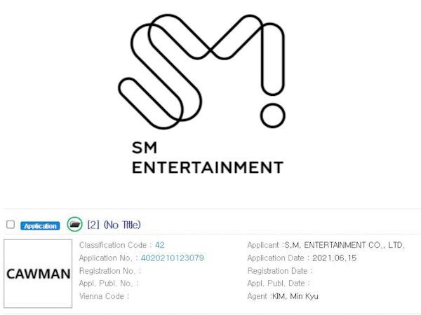 Makna CAWMAN yang Baru Dipatenkan SM Entertainment
