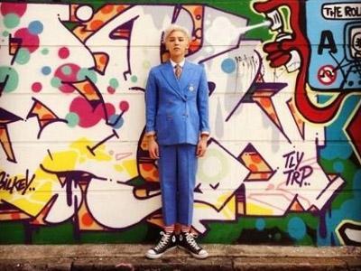 Inikah Cover Album Terbaru G-Dragon?