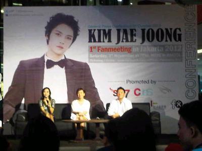 Banyak Yang Spesial di Fan Meet Jaejoong November Nanti