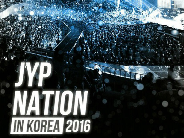 Tak Tulis Nama miss A di Poster Konser JYP Nation, Apa Penjelasan JYP Entertainment?