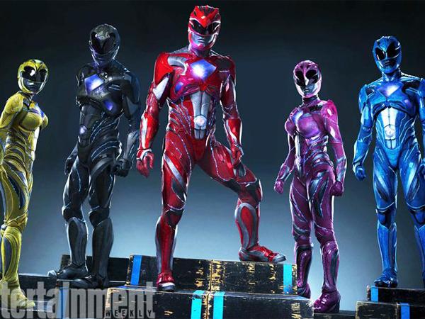 Rilis Trailer Perdana, Ini Poin Penting Film Reboot 'Power Rangers' Yang Dinantikan!
