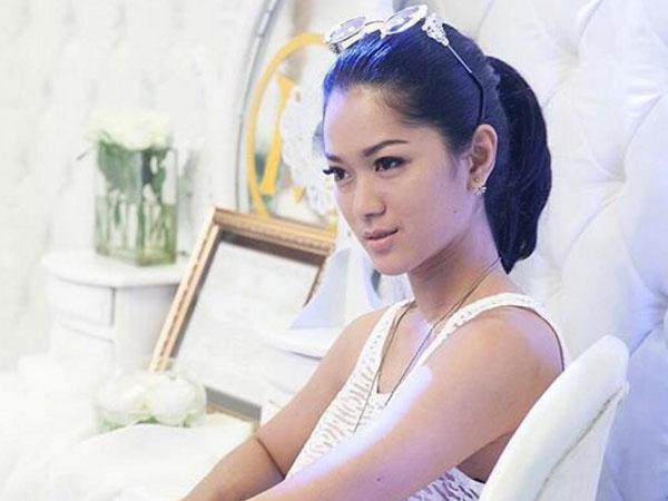 Diam-diam Prisia Nasution Melangsungkan Pernikahan di Bogor