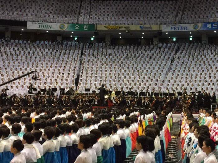 Hampir Seluruh Pengikut Gereja Shincheonji Dilaporkan Sudah Tes Virus Corona