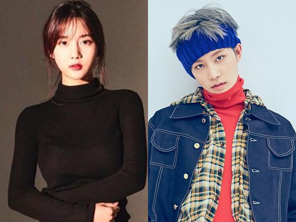 Han Seo Hee Tanggapi Kabar Kencan Dirinya dengan Taeil NCT
