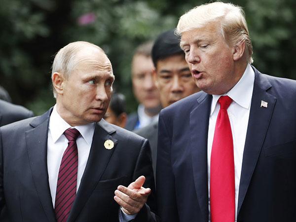 CIA Bantu Gagalkan Serangan Teror di Rusia, Putin Ucapkan Terima Kasih Pada Trump