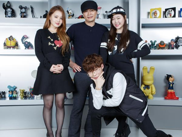 Setelah SM, YG Entertainment Juga akan Mundur dari SBS 'K-Pop Star 5'?