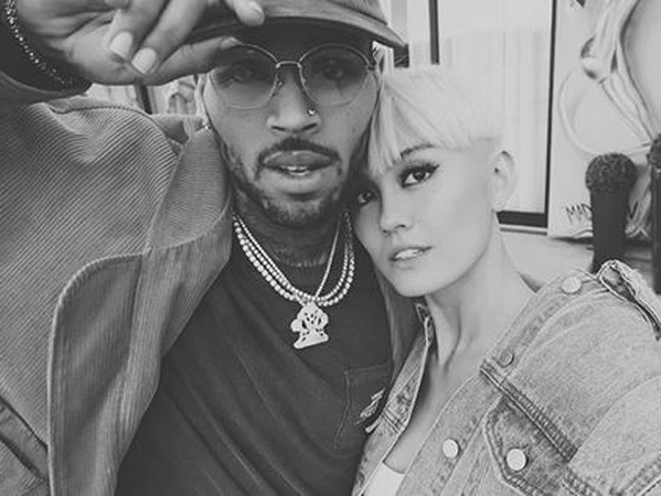 Agnez Mo Duet Bareng Chris Brown Lewat Lagu 'On Purpose'