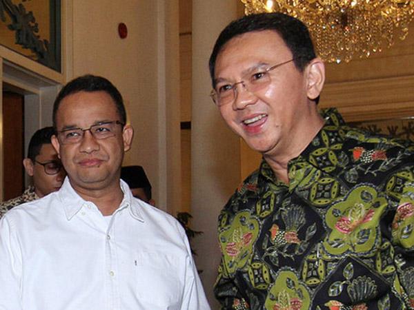 Apa Tanggapan Ahok Soal Pidato 'Pribumi' Gubernur Anies Baswedan?