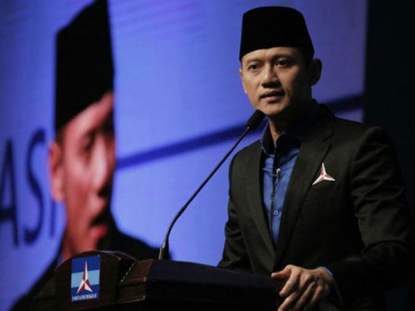 Permintaan Maaf AHY yang Gagal Jadi Cawapres Prabowo