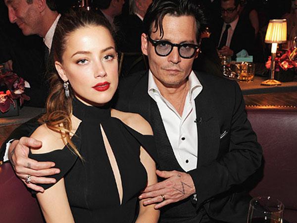 Muncul Lagi Bukti Baru Terkait Dugaan KDRT Johnny Depp Pada Amber Heard