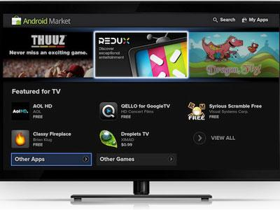 Wow, Google Siapkan Android TV Tahun Depan