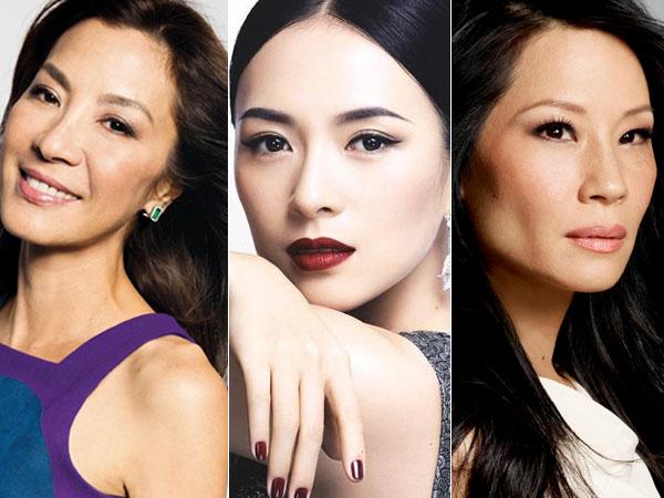 Inilah Artis Cantik Berdarah Oriental yang Sukses Berkarir di Hollywood