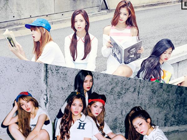 Fans Temukan Bukti Kesamaan MV Black Pink Dengan Red Velvet!