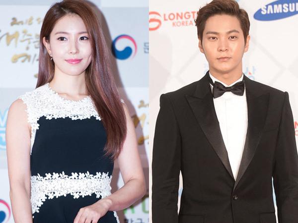 Baru Jadian Akhir Tahun 2016, BoA dan Aktor Joo Won Dikabarkan Pacaran!