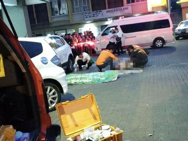 Dua Perempuan yang Lompat dari Apartemen Menderita Gangguan Jiwa