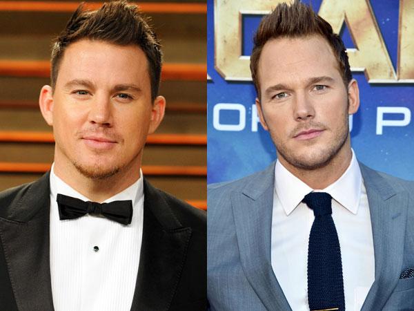 Channing Tatum & Chris Pratt Main Bareng Dalam Spin Off 'Ghostbusters'?