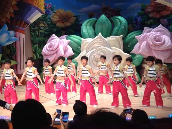 Gemas, Video Cover Dance Murid TK di Korsel Bawakan Lagu 'Growl' Milik EXO Ini Jadi Viral!