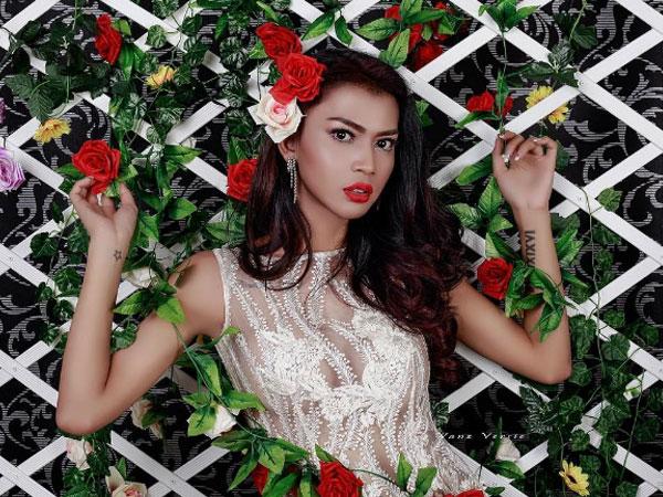 Kenalan dengan Dinda Syarif, Model Transgender yang Ada di Video 'Nakal' Kiki Farel