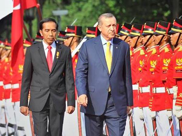 Presiden Erdogan: Turki Ingin Jadi Anggota ASEAN. Apa Alasannya?