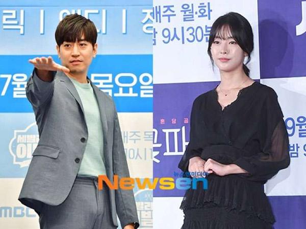 Eric Shinhwa dan Go Won Hee Dikonfirmasi Bintangi Drama Komedi Romantis