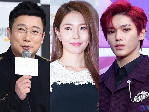 Lee Soo Geun, BoA, Hingga Taeyong NCT, Sederet Artis SM Siap Isi Variety Show Baru
