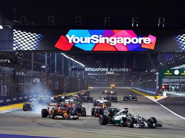 Jelang GP Singapura, Pebalap F1 Terganggu dengan Kabut Asap dari Indonesia