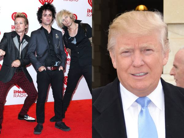 Tolak Donald Trump ke Inggris, Lagu 'American Idiot' Green Day Kembali Masuk Chart Musik Inggris!