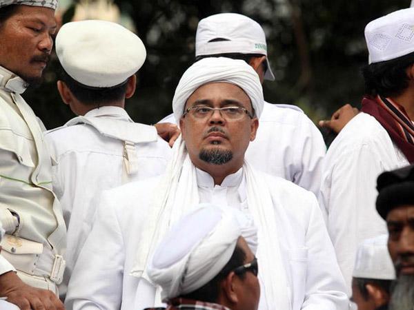 Diam-diam Polisi Sudah Periksa Habib Rizieq di Mekkah, Apa Hasilnya?