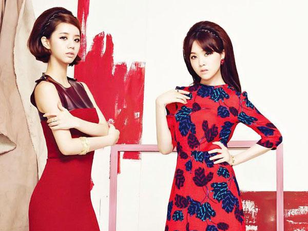 Dianggap 'Bersaing' Dengan Minah, Ini Tanggapan Dari Hyeri Girls Day