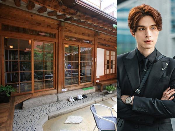Kedai Teh Ini Disulap Jadi 'Restoran Magis' Favorit Lee Dong Wook