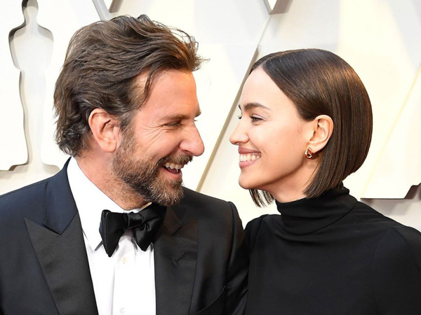 Bradley Cooper dan Irina Shayk Resmi Putus?