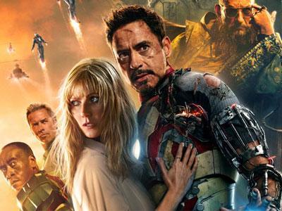 Iron Man 3: Ujian Bertubi-tubi Bagi Tony Stark