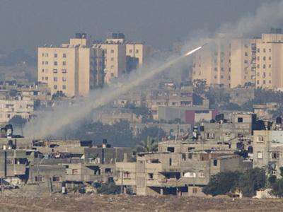 Israel Terus Lakukan Serangan ke Wilayah Gaza