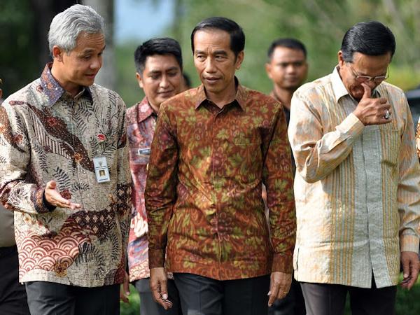 Jokowi Soal Aksi 2 Desember: Siapa Bilang Ada Demo?