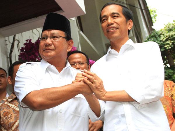 Deja Vu, Begini Blak-blakan Jokowi Soal 'Rematch' Lawan Prabowo di Pilpres 2019