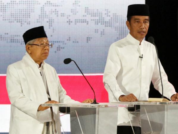 Ketika Jokowi Tanya Prabowo Soal 'Mobile Legend' dalam Debat Pilpres Kelima