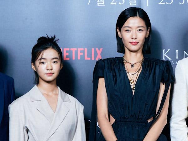 Jun Ji Hyun Puji Kim Si Ah yang Perankan Versi Mudanya di 'Kingdom: Ashin of the North'