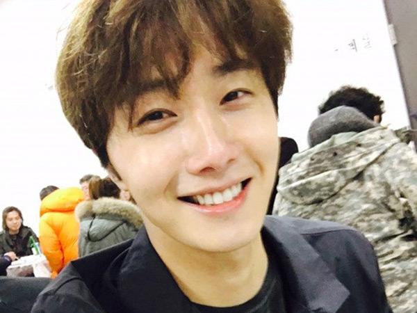 Hanya Diantar Keluarga Terdekat, Jung Il Woo Resmi Masuki Pelatihan Wajib Militer!
