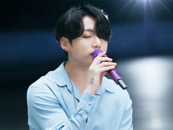 Jungkook BTS Punya Metode Unik untuk Tingkatkan Kemampuan Vokal